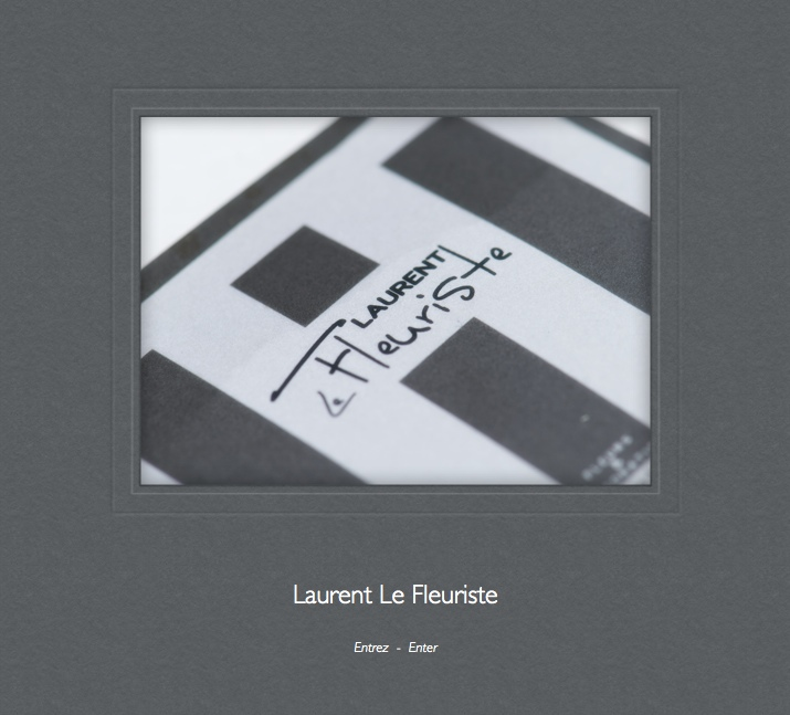 Laurent le Fleuriste
